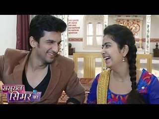 Sasural Simar Ka 6th May 2015 EPISODE | Siddhanth & Roli REVEAL UPCOMING TRACK - INTERVIEW
