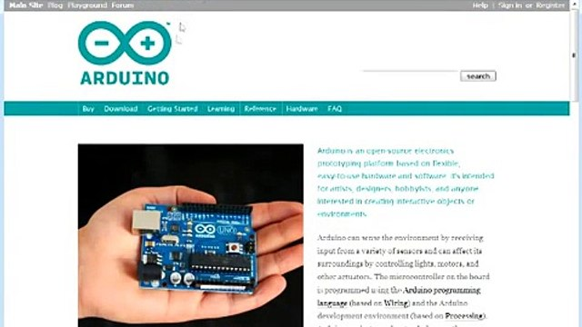 Installing Arduino Software and UNO on Windows 7