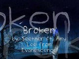 Broken - Seether ft. Amy Lee (lyrics)