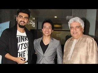 The Book Launch Of 'Me, Mia, Multiple' | Arjun Kapoor, Javed Akhtar
