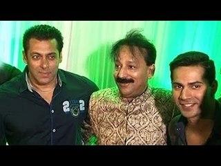 Exclusive Video : Baba Siddiqui's Iftar Party 2015 | Salman Khan, Varun Dhawan, Jacqueline Fernandez