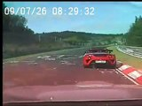 Toyota supra at the nurburgring 24/7/09 clips of race's and best its