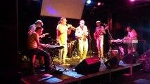Groove Invaders op festival Mundial Tilburg zondag 29 juni 2015