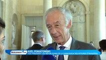 """Grèce : Axel Poniatowski est """"résolument contre cet accord"""""""