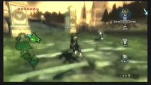 "Legend of Zelda Twilight Princess Walkthrough 08 (3/7) ""Lanayru In Twilight: Castle Town"""