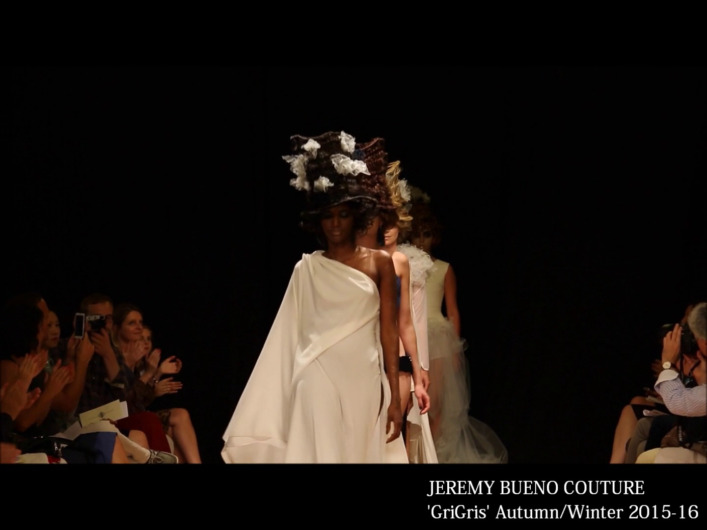 Jeremy Bueno Couture Collection Grigris_Automne_Hiver_2015-16