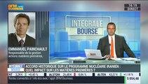 """Nucléaire iranien: """"L'accord amènera moins de volatilité sur les prix du pétrole"""": Emmanuel Painchault - 15/07"""