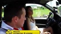MARINA TADIC - VIP TEST DRIVE  BMW X5