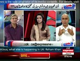 Khabar Say Agay - 15th July 2015