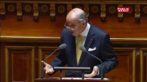Quand Laurent Fabius salue… « le talent de négociateur de Laurent Fabius »