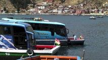 Alta via Bolivie 2011  La Paz -Lac Titicaca-Isla del Sol