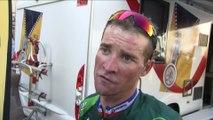 Cyclisme - Tour de France : Voeckler «Je suis tombé sur plus fort»