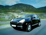 Porsche Cayenne promotional video