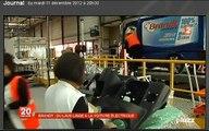 Brandt-Motors : production des véhicules utilitaires électriques à l'usine de Lyon