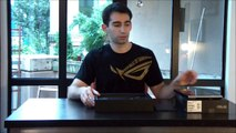Eee Pad Slider SL101 Tablet Hands-on Review