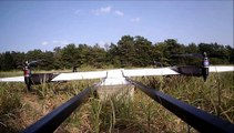 RC VTOL - Wingcopter - onboard video nr.2