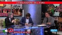 Claudio Borghi - l'Euro ha un valore sbagliato per la nostra economia  12.06.2015