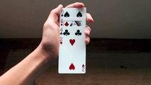 AMAZING DAVID BLAINE CARD TRICK  Learn David Blaine Magic  Card Trick Revealed