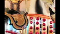 Dentzel Carousel playing Edward Taylor Paulls Ben Hur Chariot Race