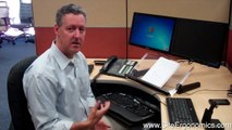 The Ergonomics Guy - Right Shoulder Pain?  Ouch!