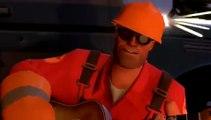 Team Fortress 2 trailer: meet the engineer