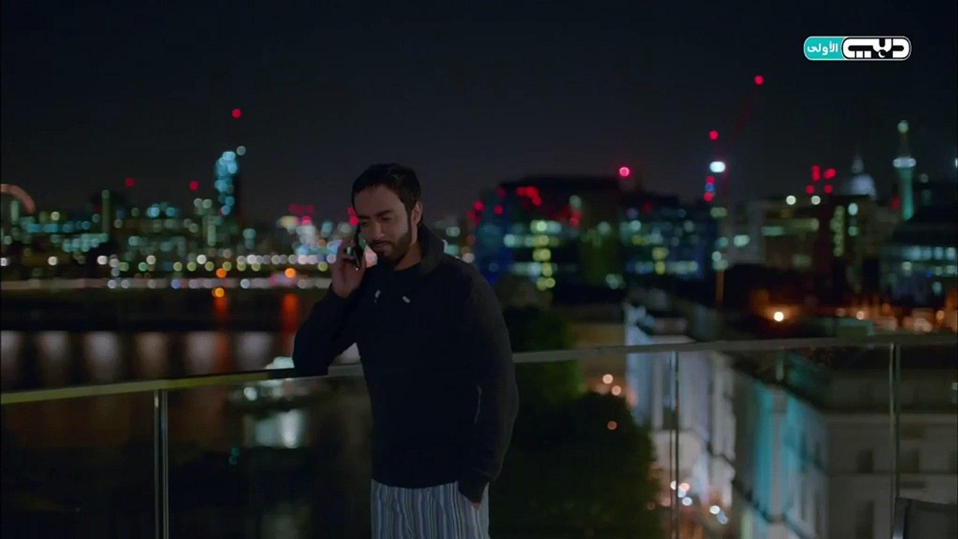 مسلسل دبي لندن دبي - الحلقة 28
