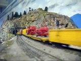 HO scale Railfanning