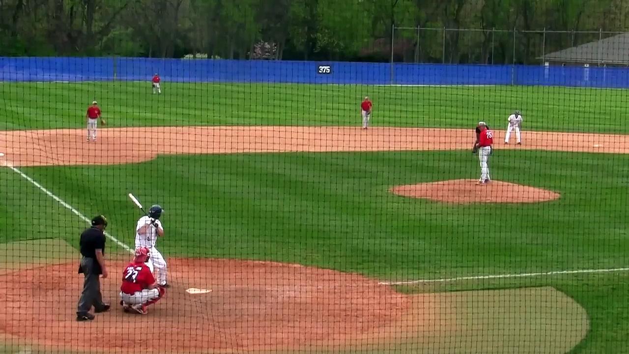 Wabash College vs. Butler University – 04.03.2012 Baseball Game