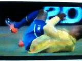 Kaka Red Card - The Hole Fightscene (Brazil vs Ivory Coast) Hope Kaka gets back :)