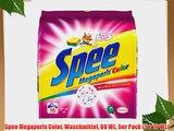 Spee Megaperls Color Waschmittel 80 WL 5er Pack (5 x 16 WL)