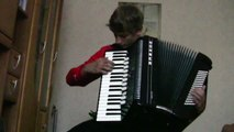 Fluch der Karibik (Pirates of the Caribbean) The black Pearl, He is a Pirate (Accordeon)