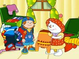Happy Holidays! Wow! I'm looking good! - English for Children Nursery Rhymes - English songs