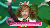 Pops in Seoul - Crayon Pop (Lonely Christmas) 크레용팝 (꾸리스마스)