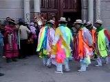 Baile de los Negritos de Puquio