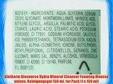 Biotherm Biosource Hydra Mineral Cleanser Foaming Mousse unisex Reinigungsgel 150 ml 1er Pack