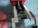 Lego Arm from fastcats' FLL Smart Move 400 point run completed in 67 seconds