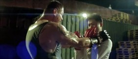 ☯ Wu jing Vs 3 Fighters Andy On (Extreme Street Fight) Fatal Contact ☯