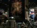 Star Wars - PEPSI commercial (Down In Front)