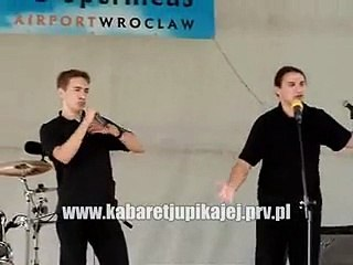 Kabaret Jupikajej - Banki