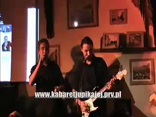 Kabaret Jupikajej - Poseł Bielan smutną ma twarz