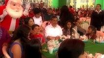 Feliz Navidad y un mejor año 2015 para todos les desea el presidente Ollanta Humala
