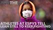 ESPY athletes tell Leah Still to keep fighting