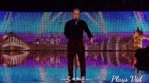 Electro Techno Dance Act Light Balance Britain's Got Talent new