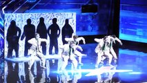 Animation Crew- Cool Act Combines Dancing and Painting America's Got Talent 2015