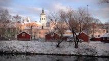 Visste du att Malin fångar 20-30 bovar i Härnösand varje år.