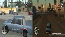 Comparación GTA San Andreas HD y GTA San Andreas Original   Comparation GTA SA a