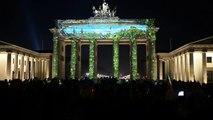 FESTIVAL OF LIGHTS 2013, Berlin: 3D Video Mapping Brandenburger Tor