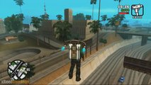 "GTA San Andreas Remastered Gameplay - ""Jetpack"" Gameplay (GTA San Andreas Remastered)"