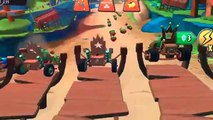 Angry Birds Go, Dora the Explorer Pegasus Adventures, Bugs Bunny Lost in Time English game