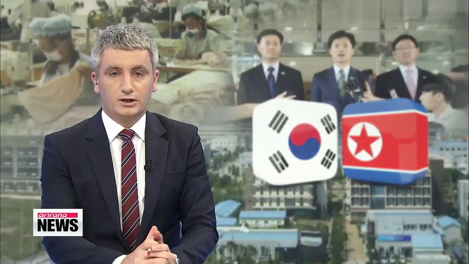 Koreas hold talks on joint industrial park amid wage row